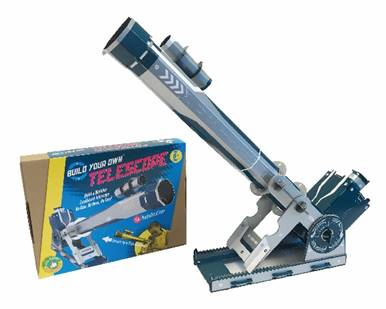 Build your own telescope