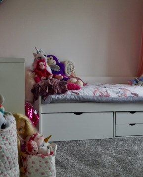 Creating bedroom spaces for kids and teens