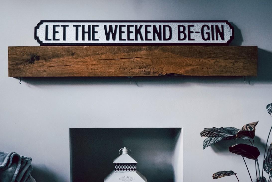 Let the weekend begin lockdown easing