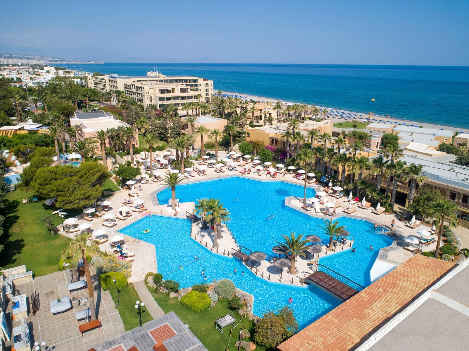 family hotel in Crete