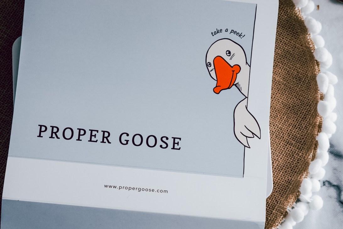 Proper Goose