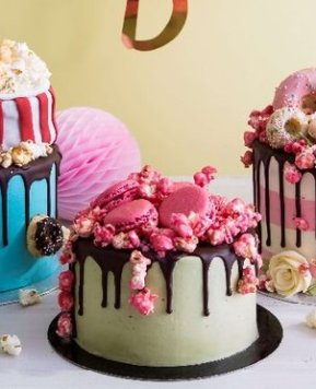 How to bake the perfect cake without stress