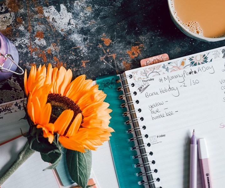 Win a Personal Planner to get organised this Autumn