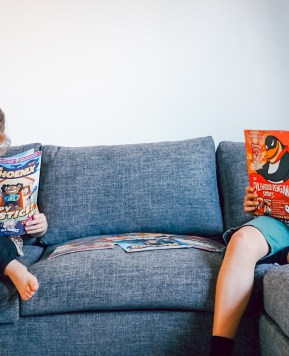 Win a 6 month subscription to The Phoenix comic for kids