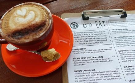 Little red fox espresso siem reap angkor wat cambodia