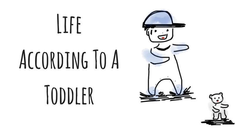 Toddler Quotes Mesmerizing According To A Toddler  Funny Toddler Quotes