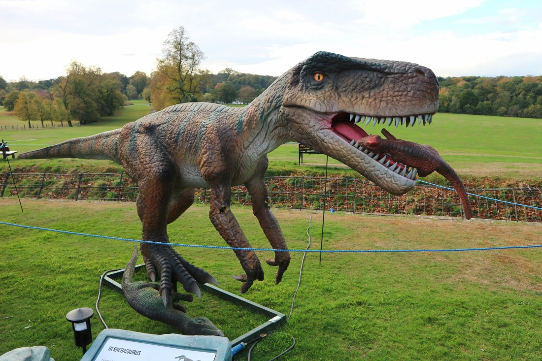 Jurassic Kingdom at Wollaton Park