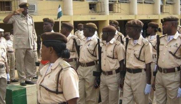 My Logo: Nigerian Prison Service Recruitment