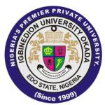 My Logo: Igbinedion University Post UTME Form