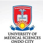 My logo: UNIMED Post UTME