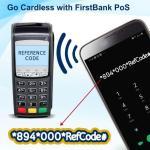 My Logo : Make FirstBank POS Careless Payment
