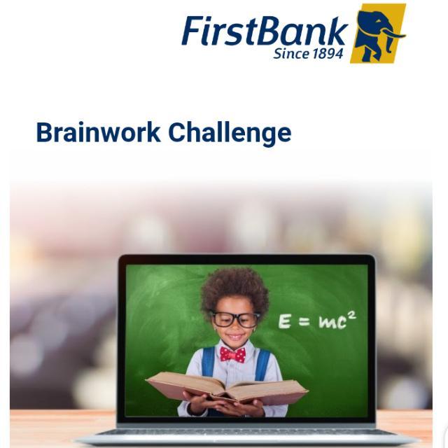 My Logo : First Bank Brainwork Challenge