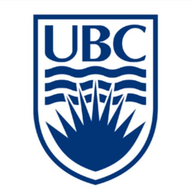 University of British Columbia Award