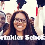 my logo: Fire Sprinkler Scholarship