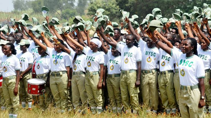 My Logo: NYSC Batch A Registration Requirements