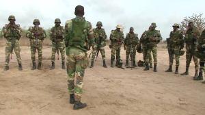 My logo : Nigerian Army Recruitment Portal