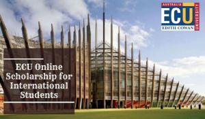 My Logo : Edith Cowan University Scholarship Portal