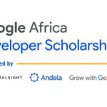 My Logo : Google Africa Developer Scholarship