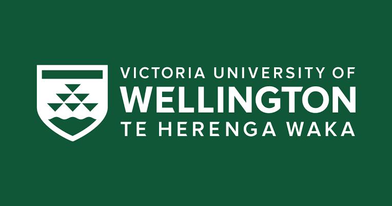 My Logo : Victoria University of Wellington New Zealand Scholarship