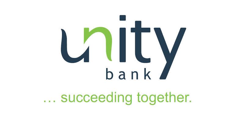 My Logo : Unity Bank Transfer Code
