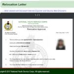 My Logo : NYSC Relocation/Redeployment