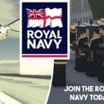 My Logo : Royal Navy Recruitment Portal