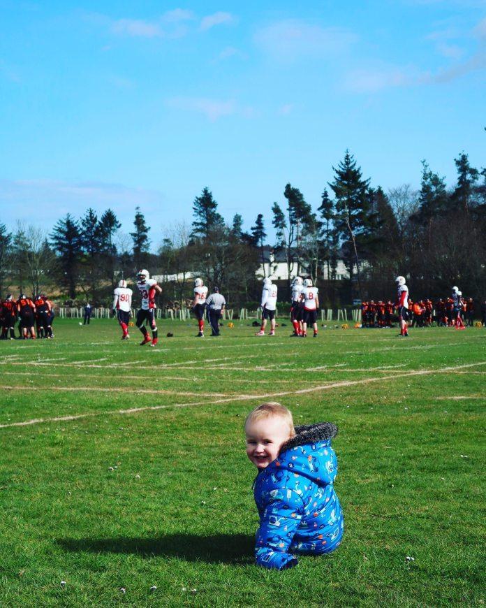 Aberdeen Roughnecks American Football