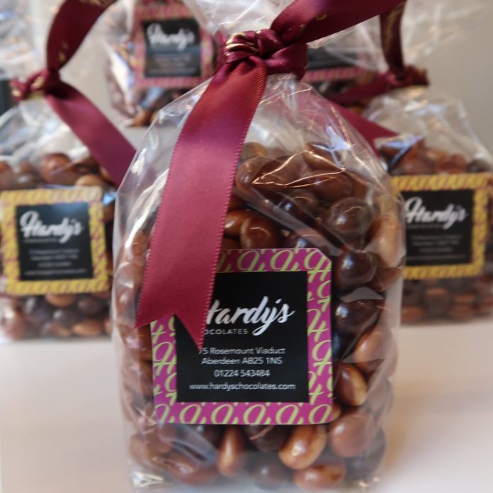 Aberdeen | Hardy's Chocolates & Mirrie Dancers Chocolatier Taster Evening rosemount viaduct