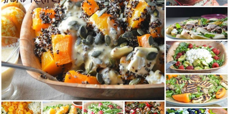 Simple & Healthy Salads