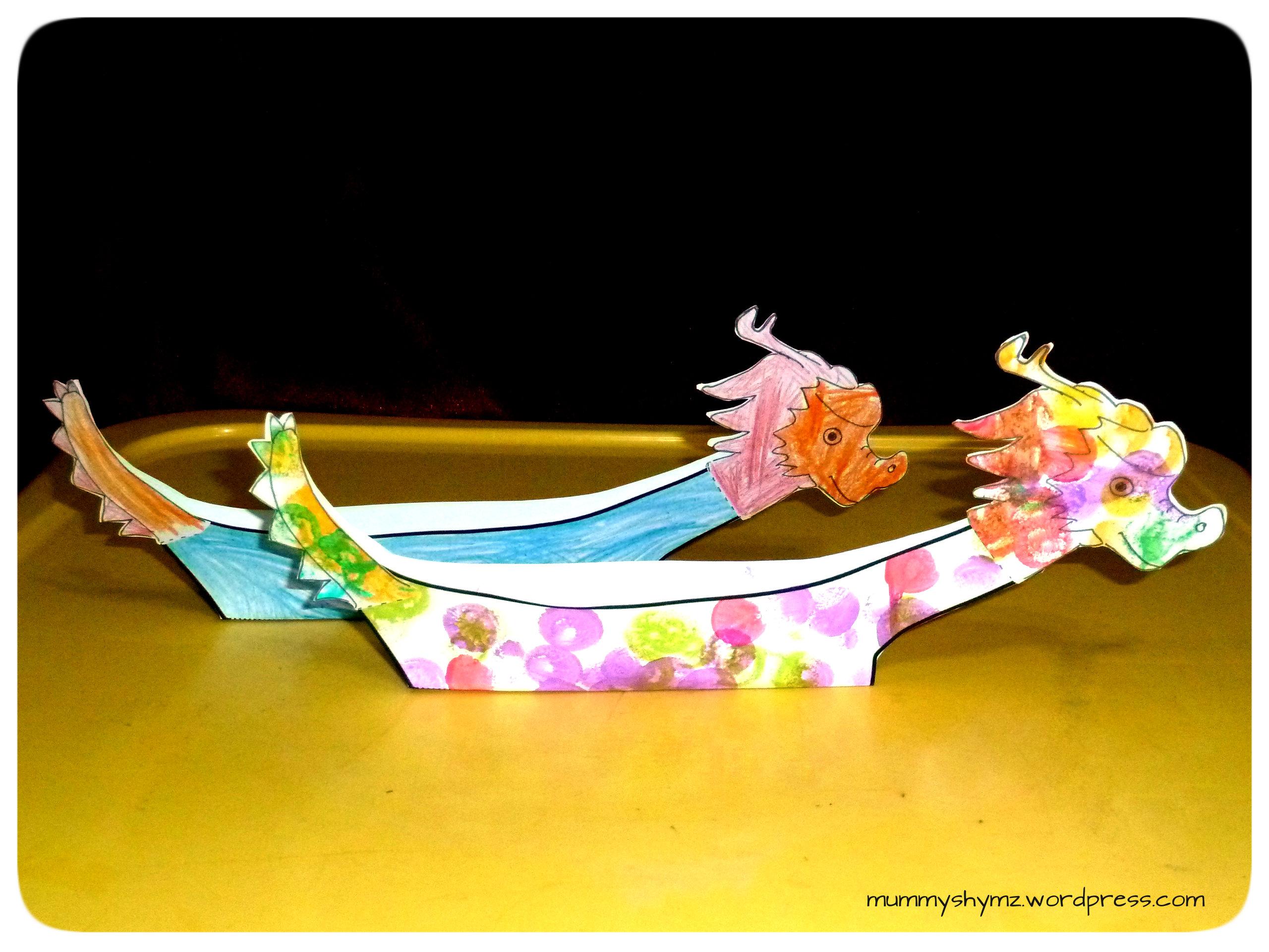 Project Dragon Boat Festival