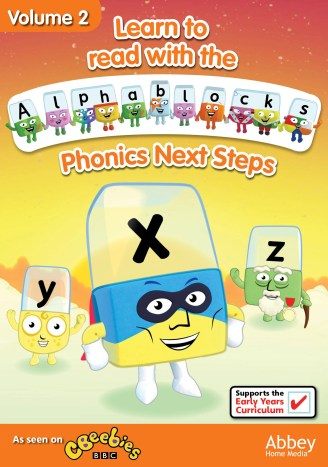 Alphablocks vol 2