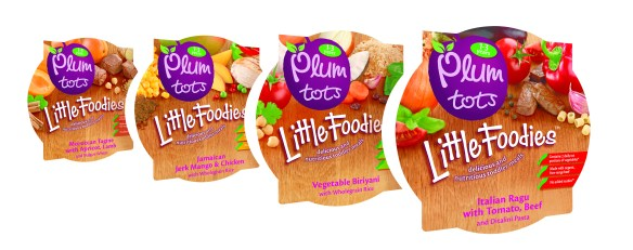 LITTLE FOODIES RANGE