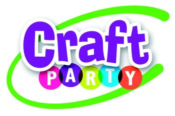 Craft party logo
