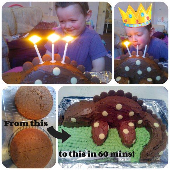 Blakes 3rd birthday cake