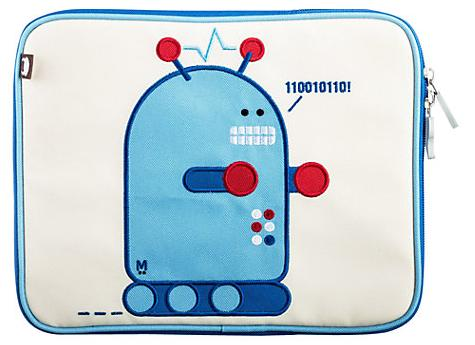 Beatrix ipad case robot