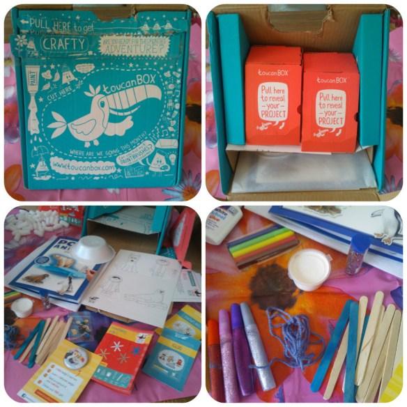 Toucan box 1