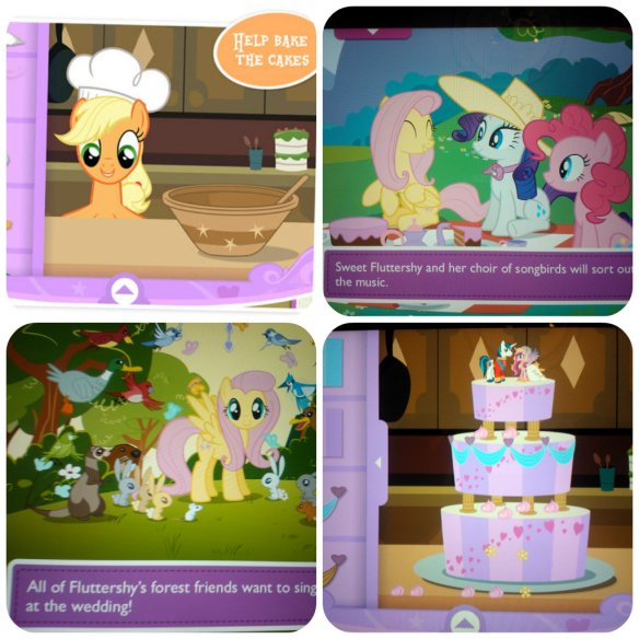 My little pony app pics