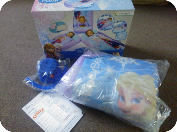 disney frozen readybed 2