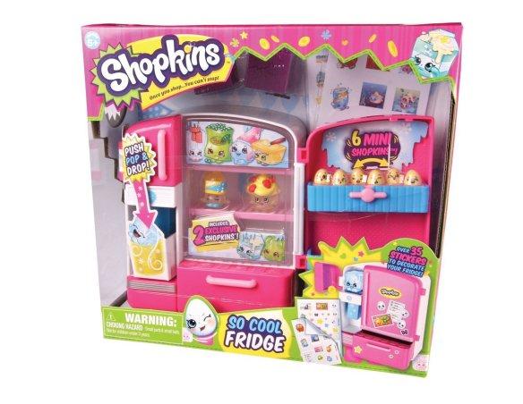 shopkins fridge