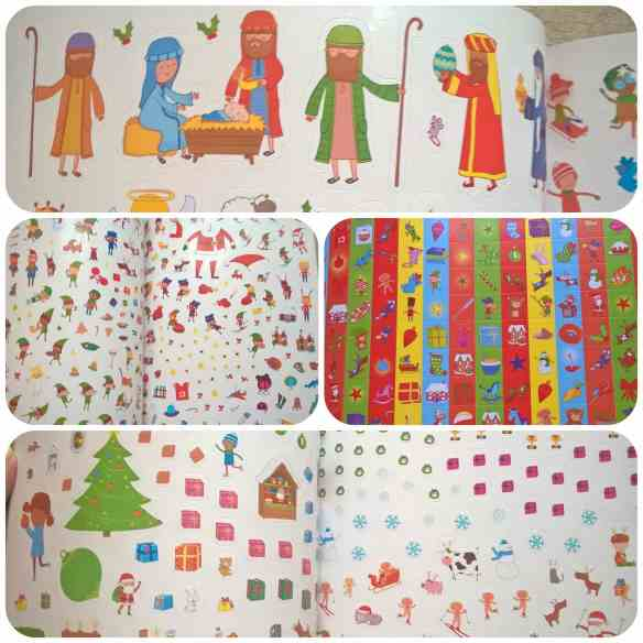Christmas stickers 2