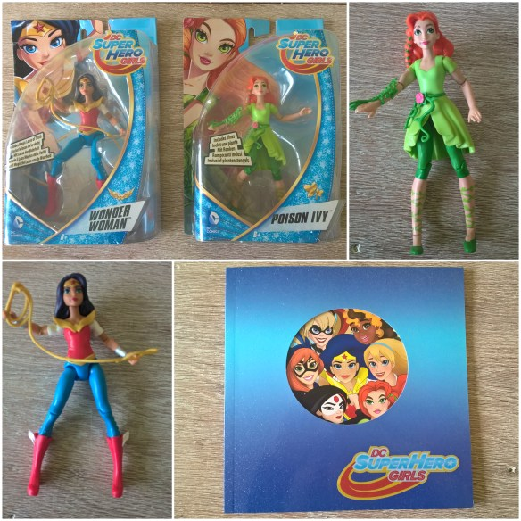 dc superhero girls 2