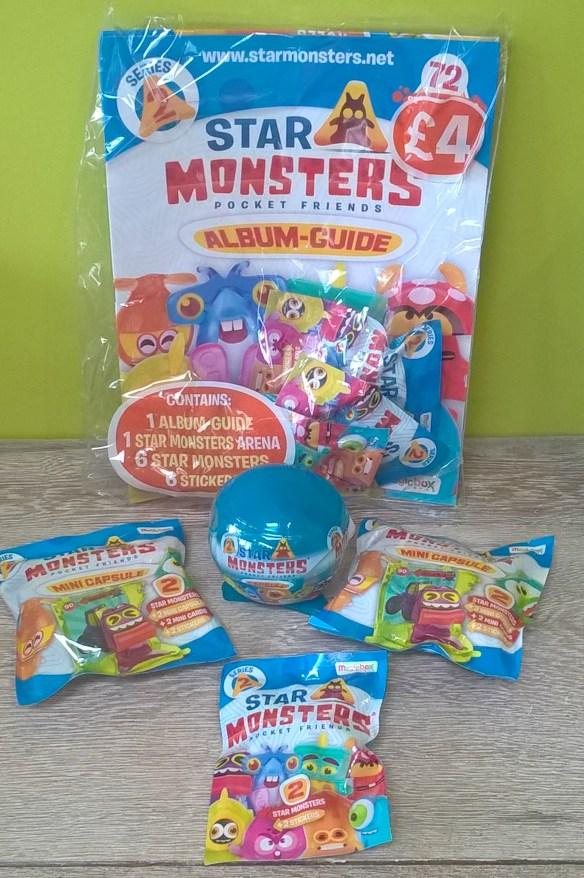 star-monsters