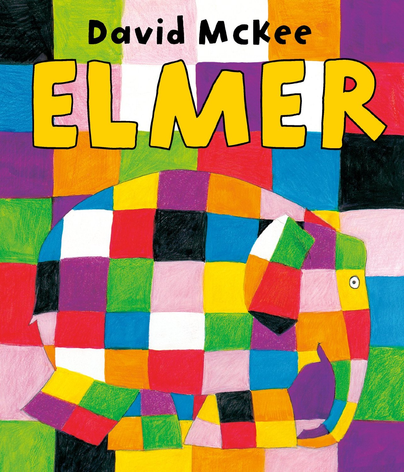 Our Summer Book Exchange Fun With Elmer The Elephant