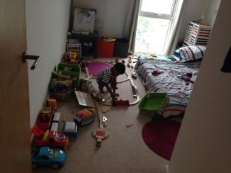 Ikea Boy's Bedroom Makeover