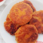 Cheerios Fish Cakes