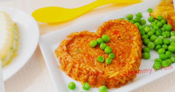 Corned Beef Jollof Rice