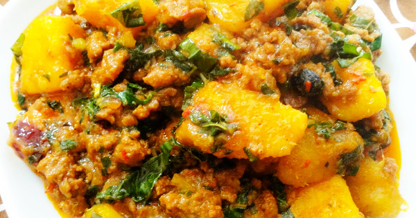 Sweet Potato Pottage