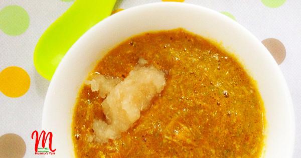 Baby's Okro Soup