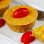 Plantain and Cornmeal Moi-Moi