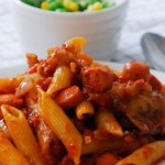 Stewed Penne Pasta